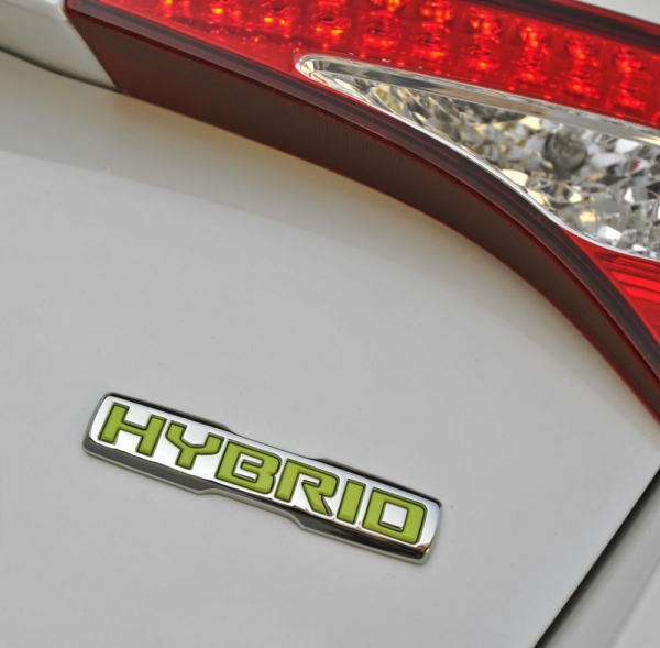 Kia Optima Hybrid (задний фонарь)