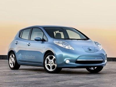 Nissan LEAF 2011(Ниссан Лиф). Великобритания