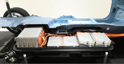 Литий-ионный аккумулятор Nissan LEAF