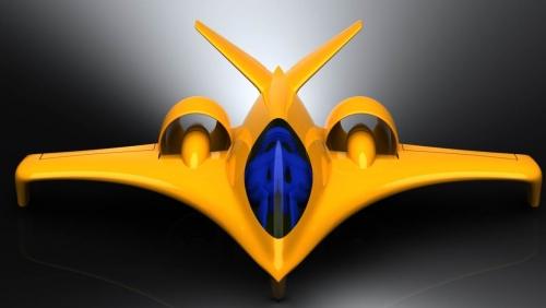 Seraph(Серафим) - проект гибридного самолёта на биотопливе. Примет участие в GFC 2011