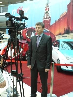 Андрей Бирюков на ПМИФ 2011