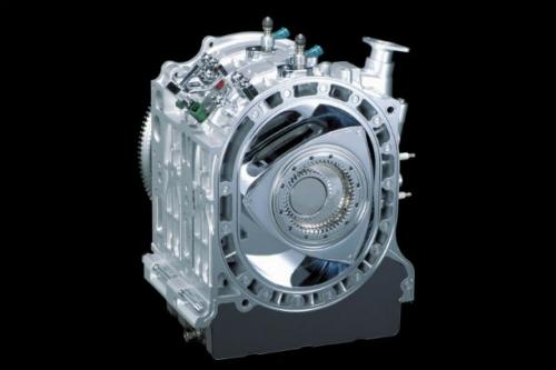 роторный двигатель мазда