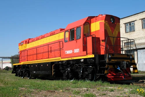 Гибридный локомотив