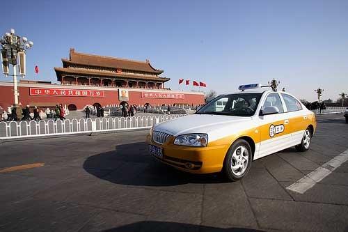 Электромобили в Пекине