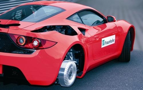 Идеальный электромобиль