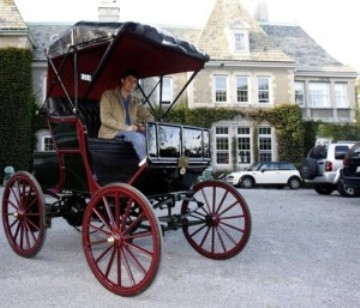 Электромобиль 19 века