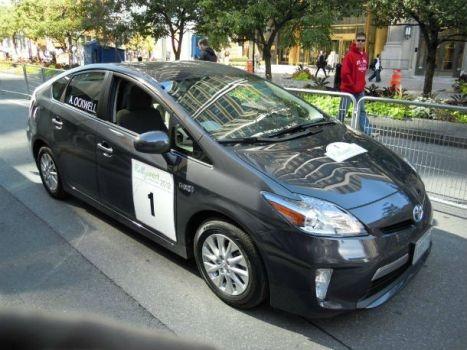 Toyota Prius Plug-In Gibrid
