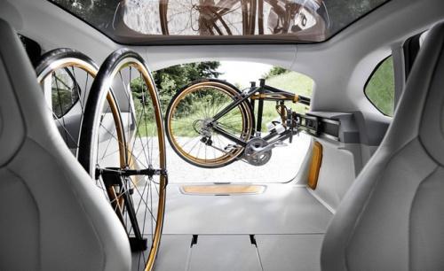 Крепления для велосипедов в BMW Active Tourer Outdoor
